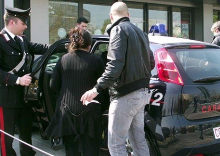 stalking arrestata sant'antimo