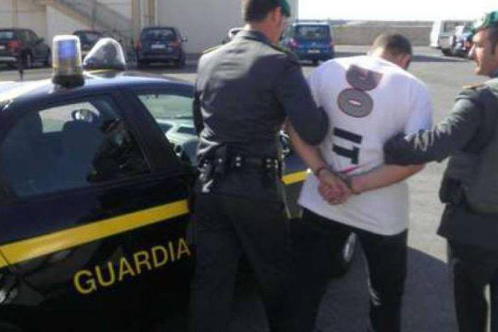 traffico illecito alcolici caserta arresti
