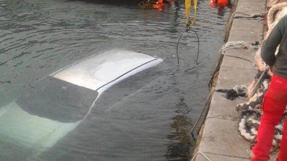formia auto in mare