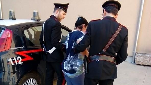 arrestata 48enne