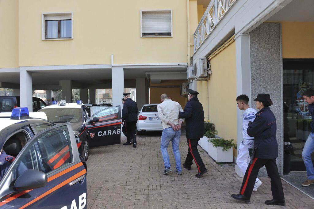 arresti clan polverino nuvoletta 12 settembre