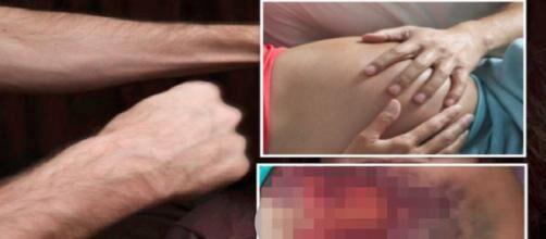 massacra fidanzata incinta