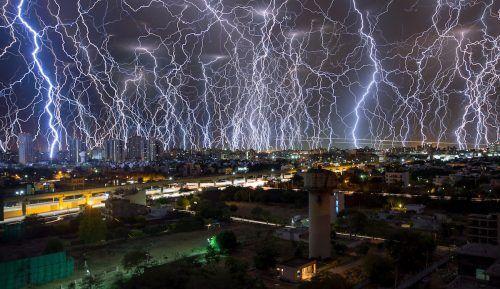 tempesta di fulmini 23 settembre