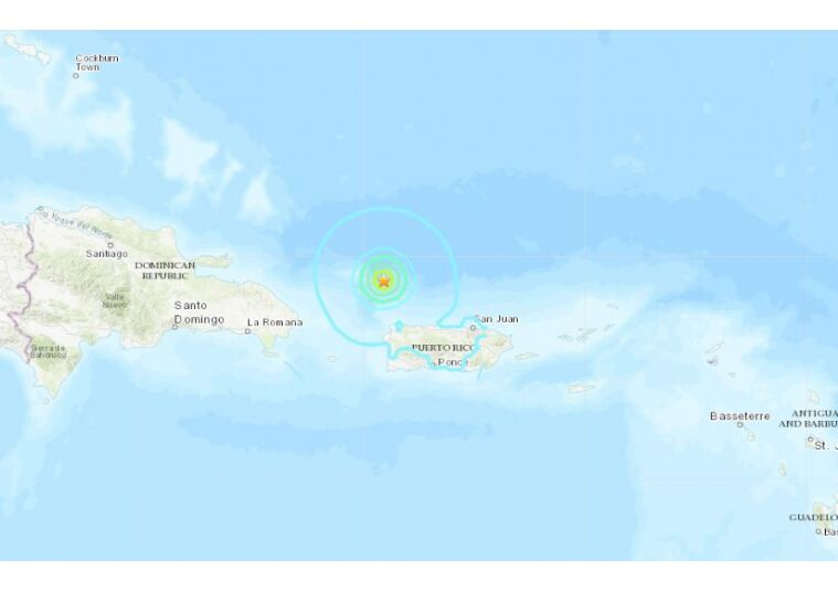 terremoto porto rico