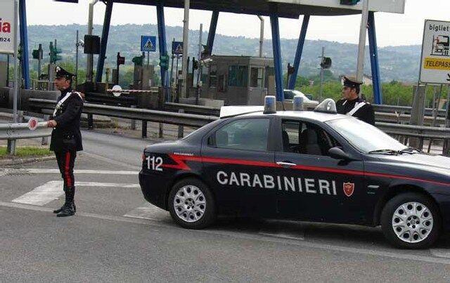 domenico Cozzolino arrestato furto auto Pompei