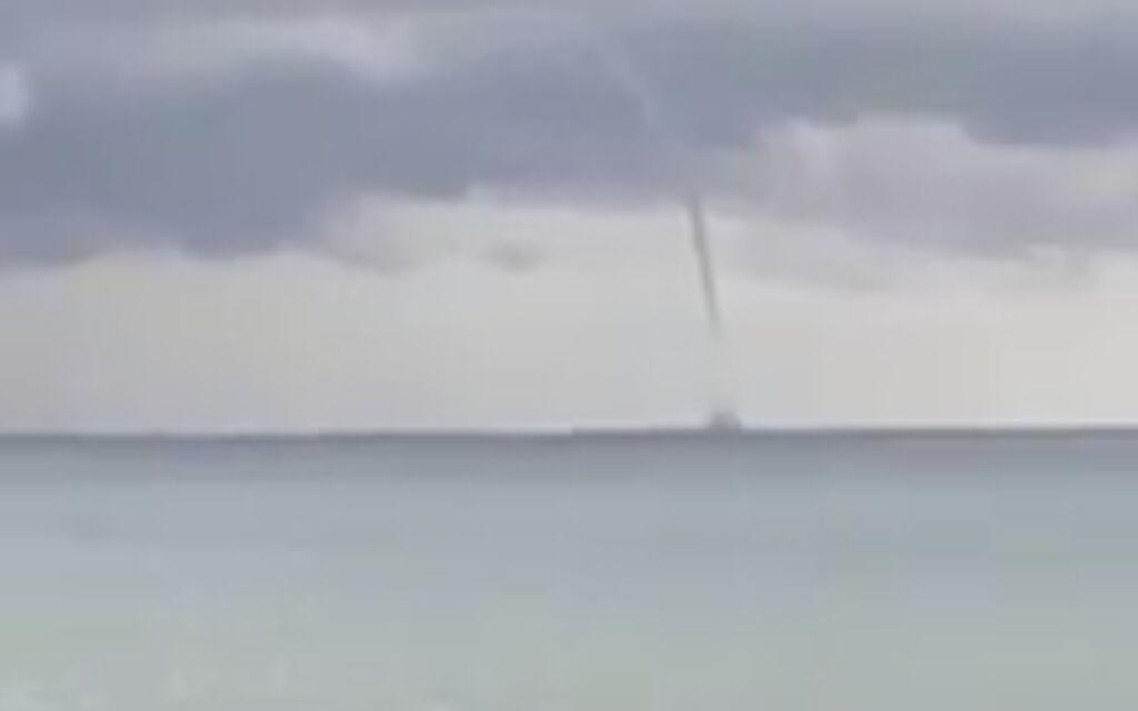Calabria tornado