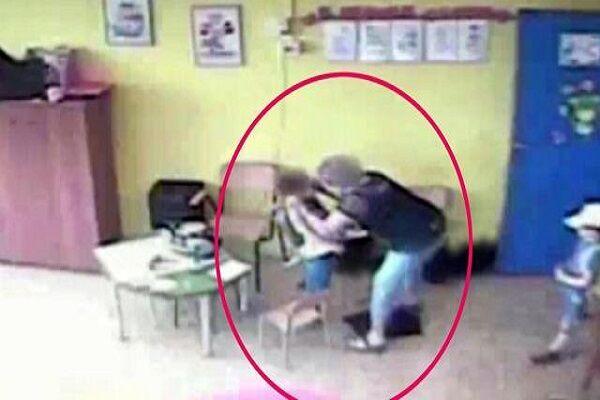 roma bimba disabile picchiata da maestra di sostegno