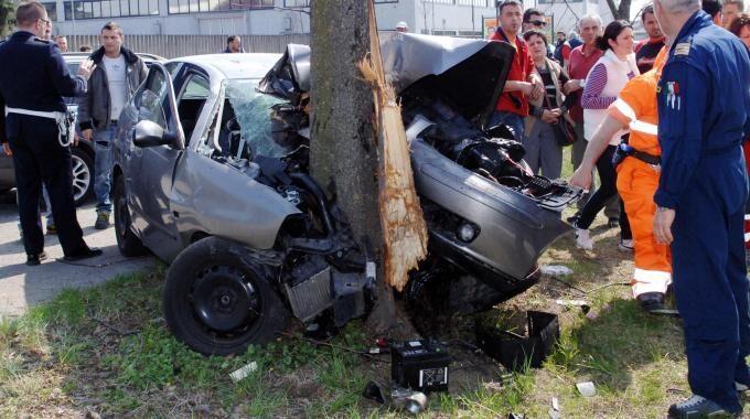 castelfranco emilia morto incidente