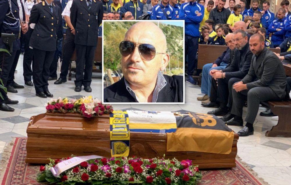 funerali salvatore sestile