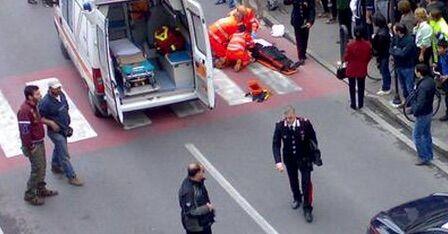 investe carabiniere napoli arrestato antonio digitale