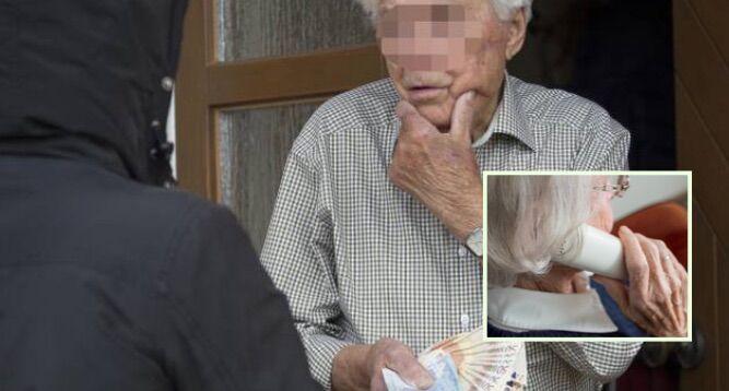 truffe anziani sant'antimo villaricca