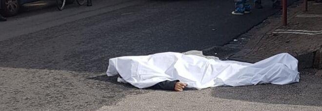 arzano muore in strada