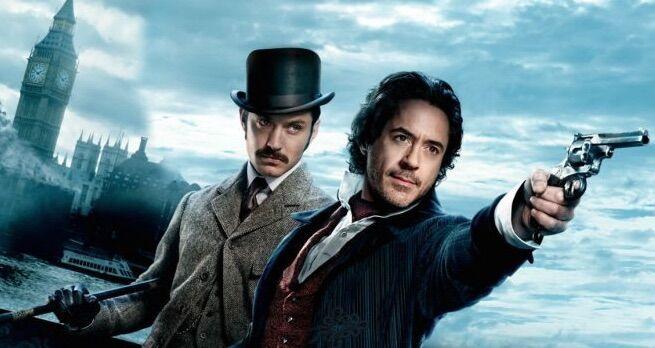 Sherlock Holmes- Gioco di Ombre