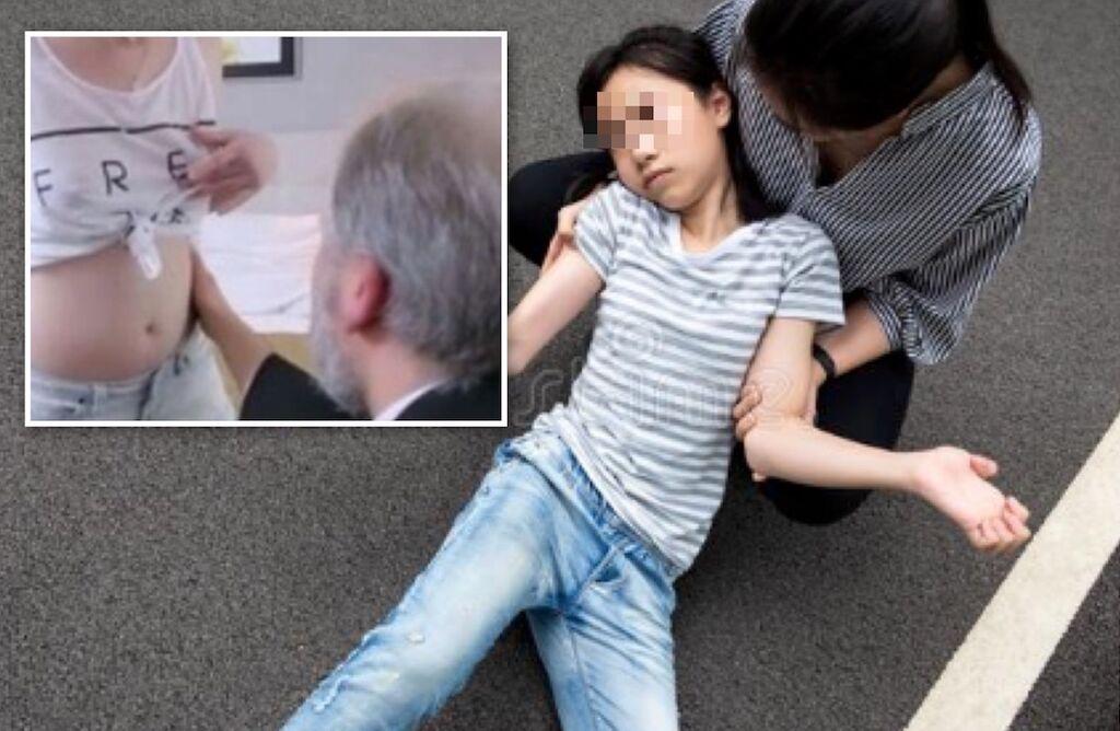 attacchi di panico sessa aurunca violenta figlia