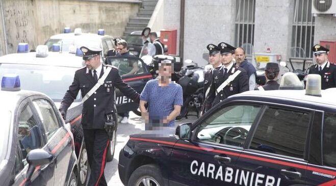 droga carcere arresti