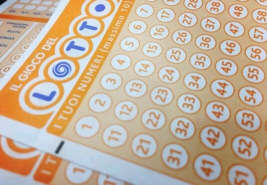 estrazione lotto 12 novembre