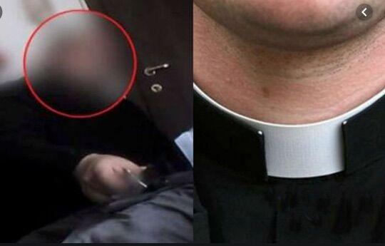 parroco ricattato giugliano