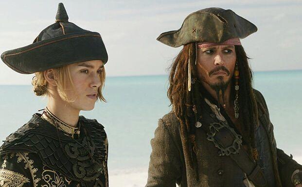 pirati dei caraibi streaming italia 1 oggi