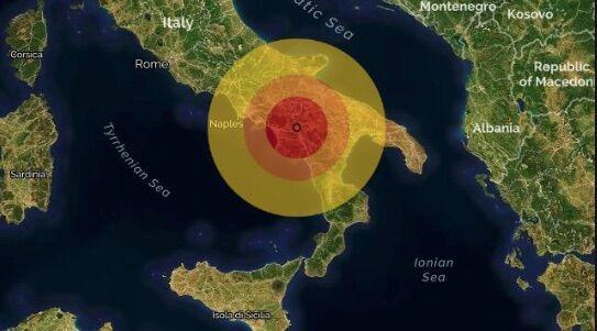 romagnano al monte terremoto oggi 29 novembre