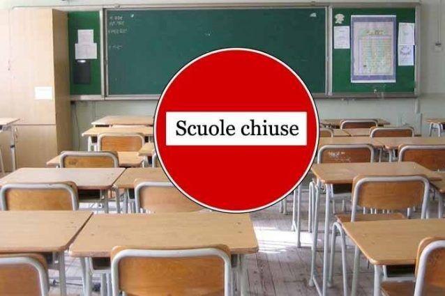 scuole chiuse 5 novembre elenco campania benevento