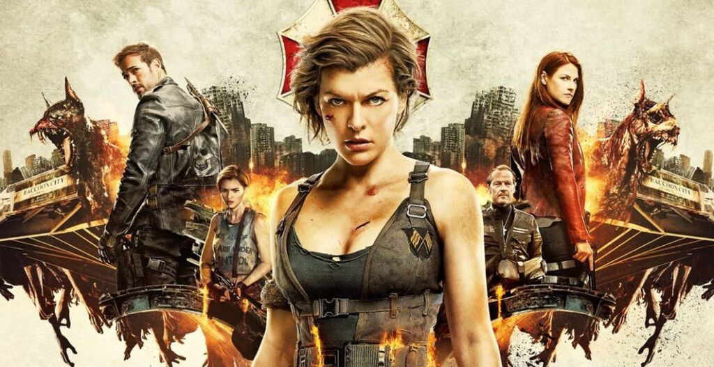 the final chapter resident evil streaming trama cast link