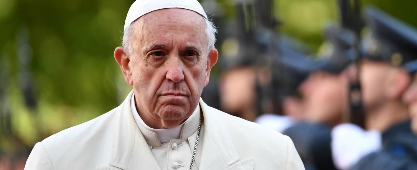 papa francesco segreto pontiicio