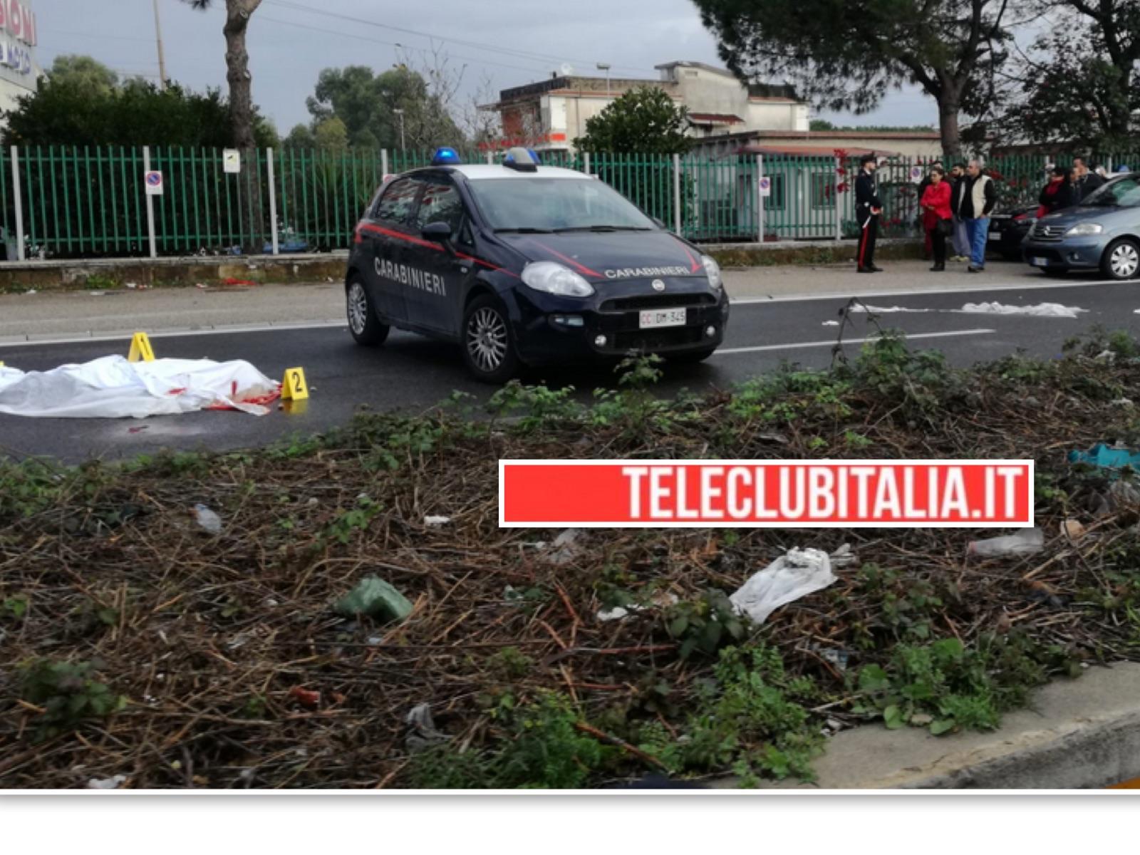 incidente morto circumvallazione esterna