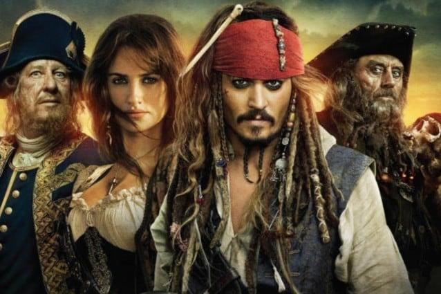 Pirati dei Caraibi Oltre i confini del mare stasera in tv streaming