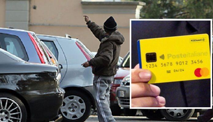 arzano parcheggiatore abusivo reddito cittadinanza