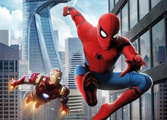 SpiderMan Homecoming stasera in tv streaming