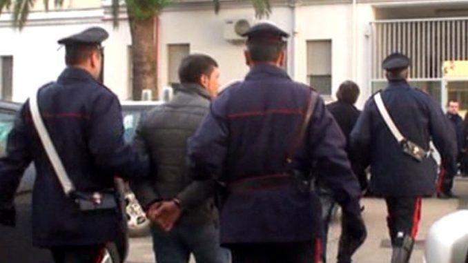 castel volturno arresti