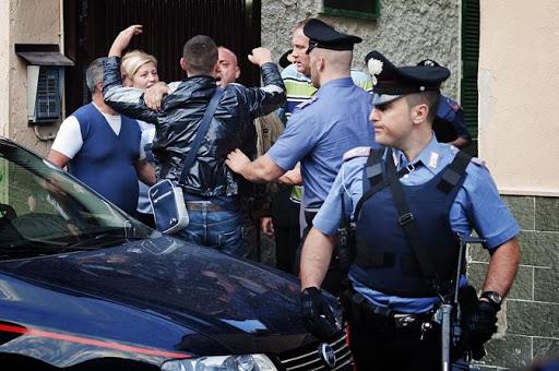 camorra arresti clan contini napoli