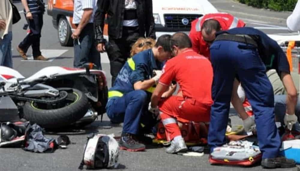 Incidente Catania morto