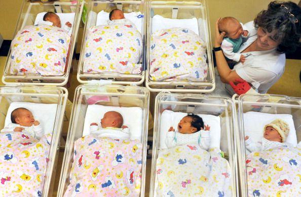 neonati scambiati culla