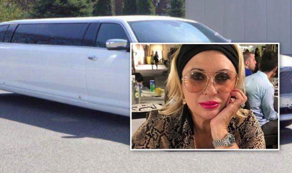 tina cipollari limousine