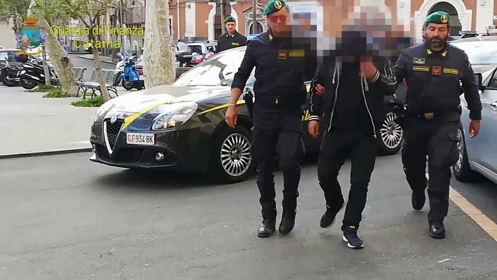 benevento arresti
