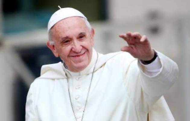 papa francesco acerra