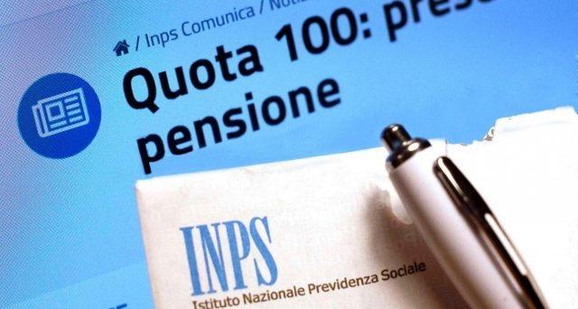 pensioni taglio