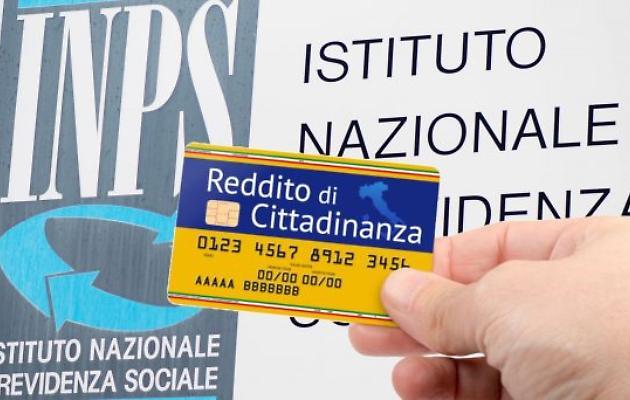 reddito di cittadinanza inps data febbraio pagamento