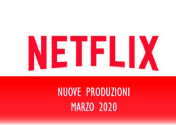Netflix marzo