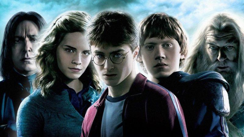 Harry Potter e il principe mezzosangue curiosità