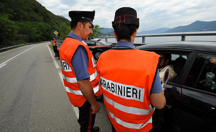carabinieri gallipoli controlli villeggianti coronavirus