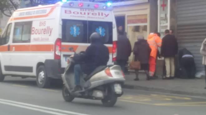 casandrino morto in strada