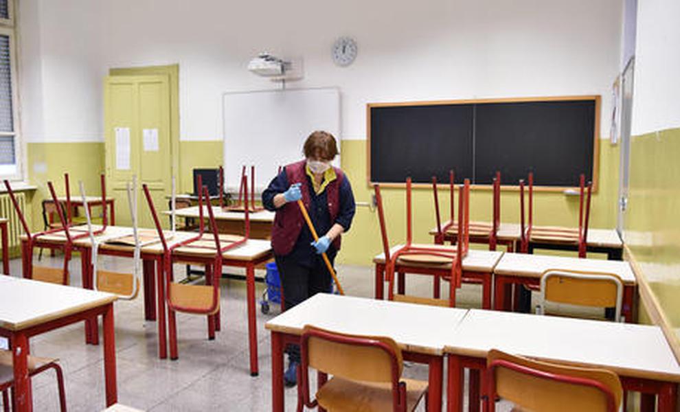 scuole chiuse coronavirus italia