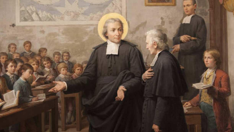San Giovanni Battista de La Salle- frasi, preghiera