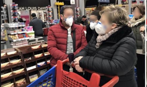 acerra coronavirus commerciante denunciato