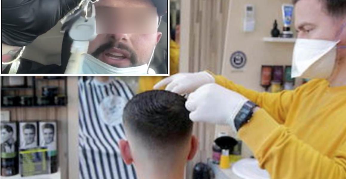 barbieri ercolano consegna chiavi