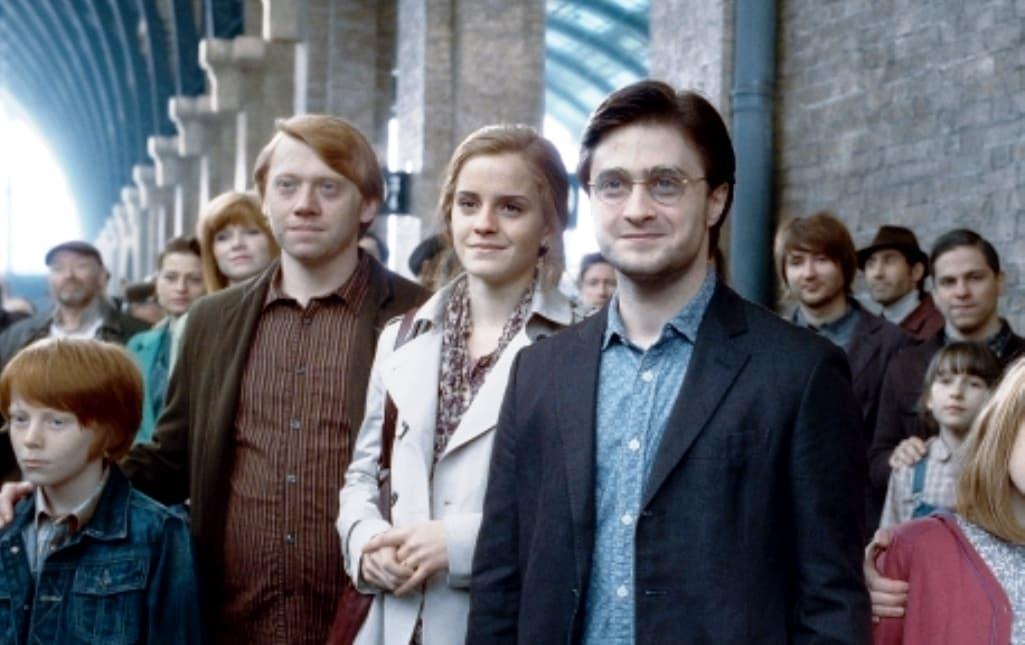 Harry Potter e il Doni della Morte Parte 2