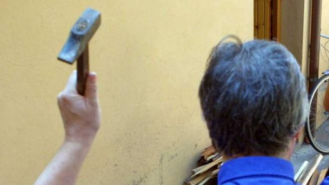 martellate alla ex roma capannelle