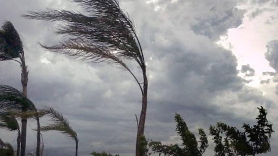 raffiche di vento allerta meteo protezione civile